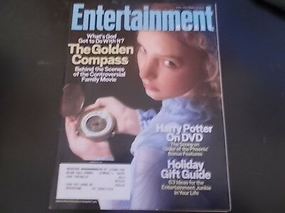 The Golden Compass   Entertainment Weekly Magazine 2007