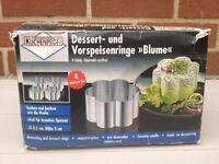 Kuchenprofi 3 Rosti Decorating and Dessert Food Rings