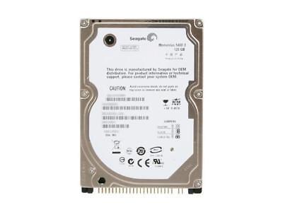Seagate Momentus 5400.3 ST9120822A 120GB 5400 RPM 8MB Cache IDE PATA Festplatte
