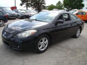 2007 TOYOTA  SOLARA - LOW KM * CERTIFY