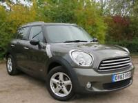 2013 63 MINI COUNTRYMAN 1.6 COOPER D ALL4 5D 112 BHP DIESEL