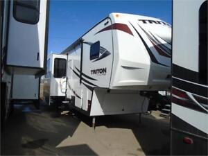 2017 39 FT DUTCHMEN RV VOLTAGE V3551 TOY HAULER