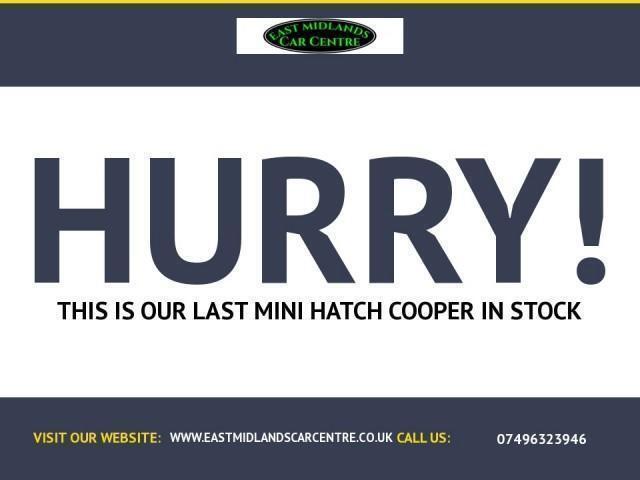 2009 09 MINI HATCH COOPER 1.6 COOPER 3D 118 BHP PETROL SILVER