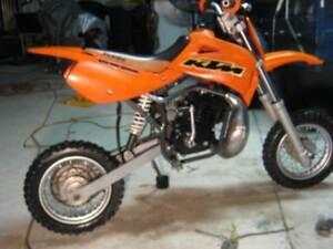 Ktm 50 mini motorcycles gumtree australia free local classifieds fandeluxe Choice Image