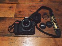 Nikon d300 & 50mm f1.4D AF Nikkor & 35mm f1.8G AF-S Nikkor