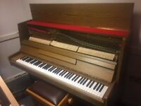 Piano and Chair Stool for sale