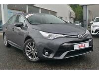 Toyota Avensis D-4D BUSINESS EDITION (grey) 2015-09-07