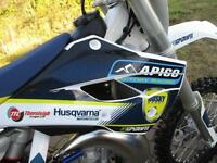 HUSQVARNA TC 85 2015 SMALL WHEEL KTM 85 SX OFFROAD MOTOCROSS @ RPM OFFROAD LTD