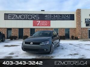 2013 Volkswagen Jetta--ONLY 51000KMS! WE FINANCE!