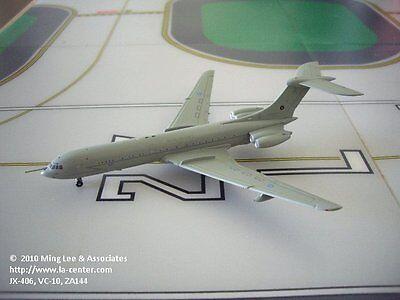 JET-X JX433 VC-10 RAF 101 SQUAD 90TH ANNIVERSARY XV105  DIECAST PLANE NEW NO BOX