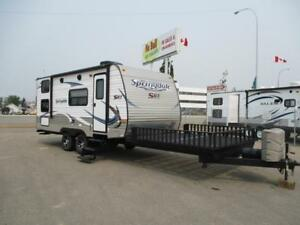 Front Deck Toy Hauler Buy Or Sell Used Or New Rvs