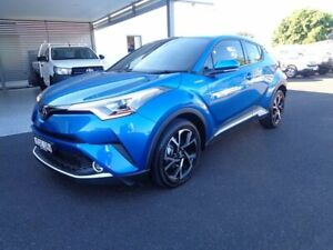 2017 Toyota C-HR NGX10R Koba S-CVT 2WD Blue 7 Speed Constant Variable Wagon West Ballina Ballina Area Preview