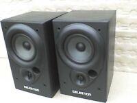 75W KEF 12i book shelf Stereo Speakers - Heathrow