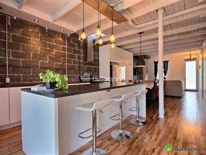 Duplex Moderne Excelllent Revenus Villeray refait à neuf !!!