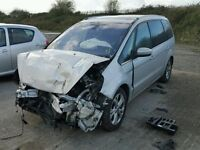 BREAKING FOR PARTS FORD GALAXY TITANIUM X 2014 2.0 TDCI IN MOONDUST SILVER