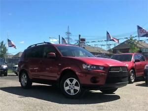 2010 Mitsubishi Outlander/AUTO/AC/4X4/4CYL/CRUISE/GROUP ELECT!!!