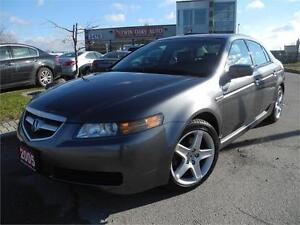 2005 Acura TL LEATHER - SUNROOF - CERTIFIED!