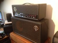 Carlsbro PA60 Vintage Valve Amplifier Head 60W for Bass and Guitar Excellent