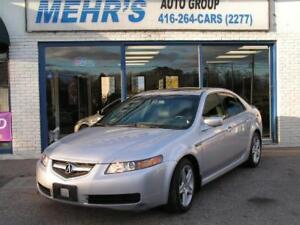 2004 Acura TL Leather Sunroof Well Maintained BLACK FRIDAY SALE