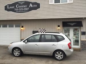 2007 Kia Rondo EX-Auto, AC, Power Windows, Heated Seats