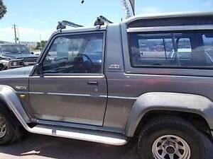 1993 Daihatsu Rocky Coupe Mount Louisa Townsville City Preview