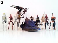 Star wars toys, figure bundles