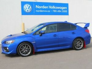 2016 Subaru WRX STI w/Sport Pkg - NAV / HEATED SEATS / SUNROOF