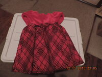 Girl's 18-24month Marc & Maddie Holiday Dress