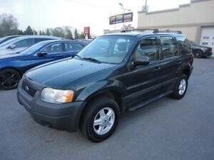 Ford Escape 2003 4X4-AC-TowPkg-FullElec-Cruise a vendre