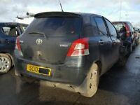 TOYOTA YARIS 1.0 2006-2011 BREAKING FOR SPARES TEL 07814971951 HAVE FEW IN STOCK