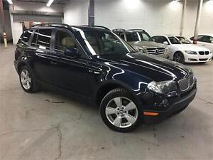 BMW X3 2008 AWD / CUIR / TOIT PANO. / MAGS / 131500KM!