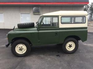 1972 Land Rover Defender 90L