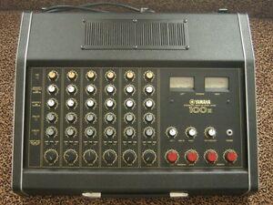 Vintage Yamaha Powered Mixer EM100-II