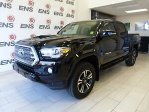 TOYOTA CERTIFIED 2017 TACOMA TRD SPORT SHORTBOX
