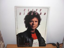 Cliff Richard Silver album