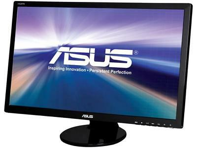"ASUS VE278H Black 27"" 2ms (GTG) Widescreen LED Backlight LCD Monitor Built-in Sp"
