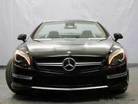 Miniature 5 Voiture Européenne d'occasion Mercedes-Benz SL-Class 2013