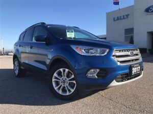 2017 Ford Escape SE 4WD 2.0L EcoBoost with Navigation