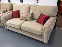 Brand new 3 seat sofa, NOW REDUCED TO £585.