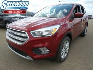 2017 Ford Escape SE w/ 4WD, Reverse Camera, Heated Front Seats