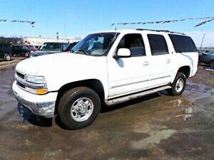 2002 Chevrolet SUBURBAN For Sale Edmonton
