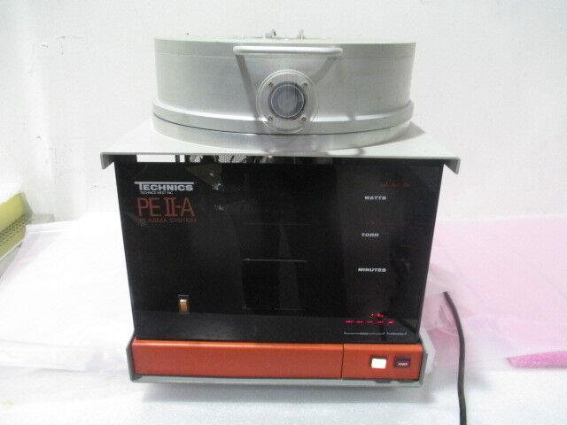 Technics PE-IIA Plasma System, 115V, 20A, 50/60Hz, 416171