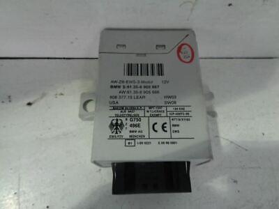 2001 - 2006 BMW X5 E53 IMMOBILISER CONTROL MODULE ECU 61.35-6905667