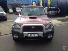 2005 Hyundai Terracan Wagon West Footscray Maribyrnong Area Preview