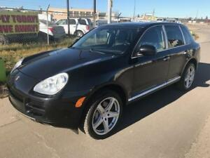 2005 Porsche Cayenne S / SUNROOF / LOW KM / NEW BREAKS/ONE OWNER