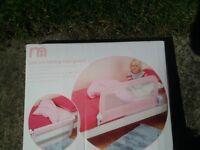 Mothercare Bed guard Unused in origional box