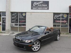 2004 BMW 3 Series 325Ci**MANUAL**LEATHER**ONE OF A KIND**