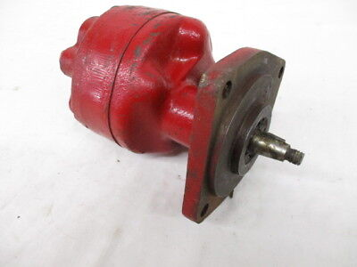 Hydraulic Pump For International Harvester 414420 Cotton Picker 272609r91