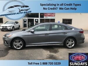 2018 Hyundai Sonata 2.4 Sport! LIKE NEW! FINANCE NOW!