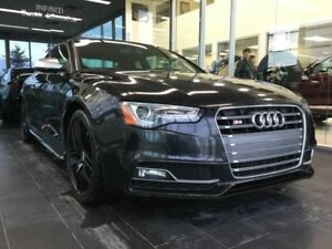 2013 Audi S5 NAVI, SUNROOF, HEATED SEATS